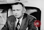 Image of secret services agent Washington DC USA, 1952, second 16 stock footage video 65675072689