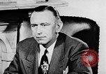 Image of secret services agent Washington DC USA, 1952, second 17 stock footage video 65675072689