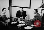 Image of secret services agent Washington DC USA, 1952, second 18 stock footage video 65675072689