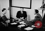 Image of secret services agent Washington DC USA, 1952, second 19 stock footage video 65675072689