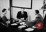 Image of secret services agent Washington DC USA, 1952, second 21 stock footage video 65675072689