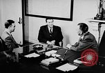 Image of secret services agent Washington DC USA, 1952, second 22 stock footage video 65675072689
