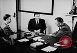 Image of secret services agent Washington DC USA, 1952, second 23 stock footage video 65675072689