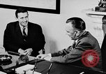 Image of secret services agent Washington DC USA, 1952, second 24 stock footage video 65675072689