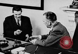Image of secret services agent Washington DC USA, 1952, second 26 stock footage video 65675072689
