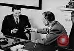 Image of secret services agent Washington DC USA, 1952, second 27 stock footage video 65675072689