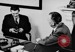 Image of secret services agent Washington DC USA, 1952, second 29 stock footage video 65675072689