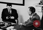Image of secret services agent Washington DC USA, 1952, second 30 stock footage video 65675072689