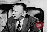 Image of secret services agent Washington DC USA, 1952, second 35 stock footage video 65675072689