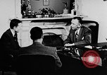 Image of secret services agent Washington DC USA, 1952, second 37 stock footage video 65675072689