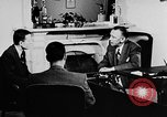 Image of secret services agent Washington DC USA, 1952, second 40 stock footage video 65675072689