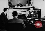 Image of secret services agent Washington DC USA, 1952, second 42 stock footage video 65675072689