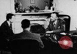 Image of secret services agent Washington DC USA, 1952, second 47 stock footage video 65675072689
