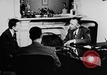 Image of secret services agent Washington DC USA, 1952, second 50 stock footage video 65675072689