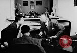 Image of secret services agent Washington DC USA, 1952, second 51 stock footage video 65675072689