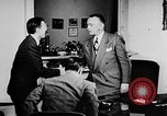 Image of secret services agent Washington DC USA, 1952, second 52 stock footage video 65675072689