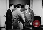 Image of secret services agent Washington DC USA, 1952, second 54 stock footage video 65675072689