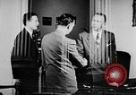 Image of secret services agent Washington DC USA, 1952, second 55 stock footage video 65675072689