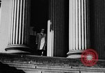 Image of secret services agent Washington DC USA, 1952, second 58 stock footage video 65675072689