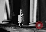 Image of secret services agent Washington DC USA, 1952, second 60 stock footage video 65675072689