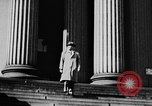 Image of secret services agent Washington DC USA, 1952, second 61 stock footage video 65675072689