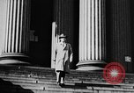 Image of secret services agent Washington DC USA, 1952, second 62 stock footage video 65675072689