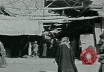 Image of Bazaars in Moslem countries Middle East, 1936, second 34 stock footage video 65675072702