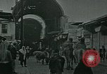 Image of Bazaars in Moslem countries Middle East, 1936, second 51 stock footage video 65675072702