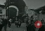 Image of Bazaars in Moslem countries Middle East, 1936, second 53 stock footage video 65675072702