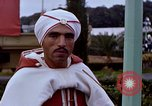 Image of palace guards Tunis Tunisia, 1959, second 40 stock footage video 65675072708