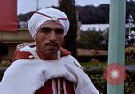 Image of palace guards Tunis Tunisia, 1959, second 42 stock footage video 65675072708