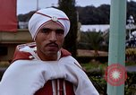 Image of palace guards Tunis Tunisia, 1959, second 46 stock footage video 65675072708