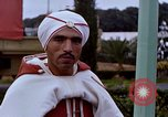 Image of palace guards Tunis Tunisia, 1959, second 51 stock footage video 65675072708