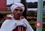 Image of palace guards Tunis Tunisia, 1959, second 53 stock footage video 65675072708
