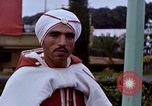 Image of palace guards Tunis Tunisia, 1959, second 55 stock footage video 65675072708