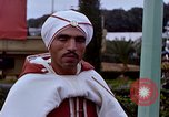 Image of palace guards Tunis Tunisia, 1959, second 57 stock footage video 65675072708