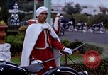 Image of palace guards Tunis Tunisia, 1959, second 59 stock footage video 65675072708