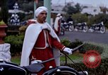 Image of palace guards Tunis Tunisia, 1959, second 60 stock footage video 65675072708