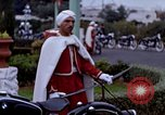 Image of palace guards Tunis Tunisia, 1959, second 62 stock footage video 65675072708