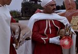 Image of palace guards Tunis Tunisia, 1959, second 13 stock footage video 65675072709