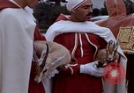 Image of palace guards Tunis Tunisia, 1959, second 14 stock footage video 65675072709
