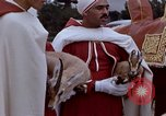 Image of palace guards Tunis Tunisia, 1959, second 15 stock footage video 65675072709