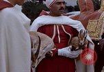 Image of palace guards Tunis Tunisia, 1959, second 16 stock footage video 65675072709