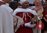 Image of palace guards Tunis Tunisia, 1959, second 18 stock footage video 65675072709