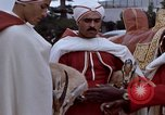 Image of palace guards Tunis Tunisia, 1959, second 19 stock footage video 65675072709