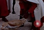 Image of palace guards Tunis Tunisia, 1959, second 28 stock footage video 65675072709