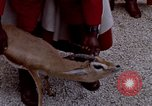Image of palace guards Tunis Tunisia, 1959, second 36 stock footage video 65675072709