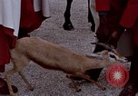 Image of palace guards Tunis Tunisia, 1959, second 44 stock footage video 65675072709