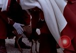 Image of palace guards Tunis Tunisia, 1959, second 48 stock footage video 65675072709
