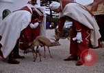 Image of palace guards Tunis Tunisia, 1959, second 53 stock footage video 65675072709